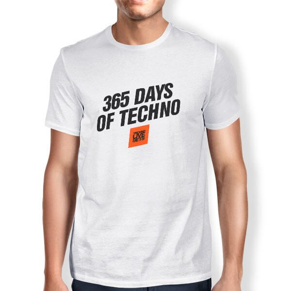 più amato 51719 77094 365 Days of Techno Original T-Shirt