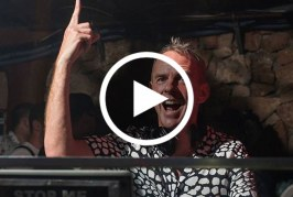 Fatboy Slim – Terraza Space, Ibiza (Music is Revolution, Week 9) – 09-08-2016 – @FatboySlim