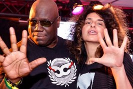 Nicole Moudaber B2B Carl Cox – The Final Chapter (Space, Ibiza) – 18-08-2016 – @NicoleMoudaber