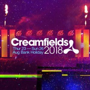 Creamfields 2018 Full Sets