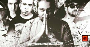 Frank Kvitta Frenetic Grooves, Kings & Queens Club 11-11-2016