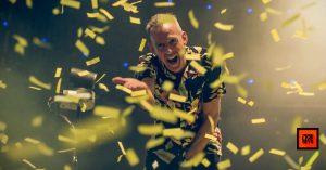 Fatboy Slim O2 Arena (London) 17-12-2016