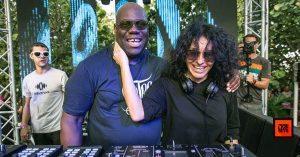 Nicole Moudaber B2B Carl Cox Space, Ibiza (In The MOOD Radio Podcast 140) 27-12-2016