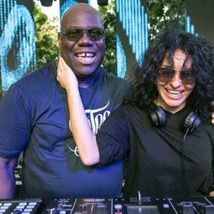 Nicole Moudaber B2B Carl Cox Space, Ibiza (In The MOOD Radio Podcast 140) 27-12-2016