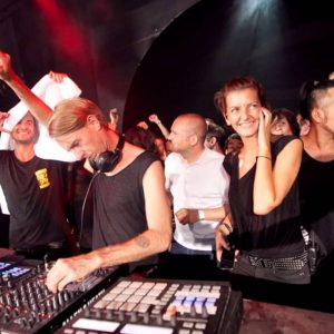Richie Hawtin 2011 Space Ibiza 07-12-2011