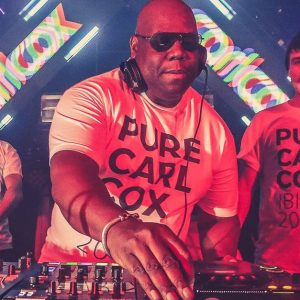 Carl Cox BPM Festival 2017 (YAAH MUUL Jungle Party, Palapa Kinha) 08-01-2017