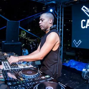 Carl Craig BPM Festival 2017 (Detroit Love, Canibal Royal Beach Club) 12-01-2017