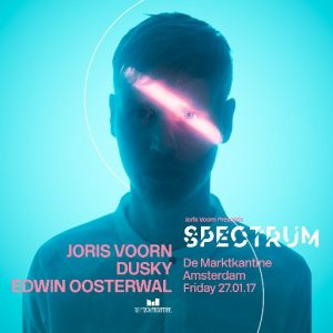 Joris Voorn & Nic Fanciulli 2015 BPM Festival 2015 (Hotel Blue Parrot, México) – 10-01-2015