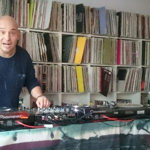 Daniel Abrandis Studio Recording Vinylized Techno 28-01-2017