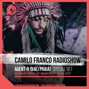 Agent H Ibiza Global Radio 19-03-2017