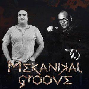 Mekanikal Groove Bside anniversary at specka (Kike olmedo vs Sikotik, Madrid) 14-10-2017