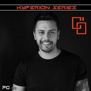 Cem Ozturk Techno Feast, HYPERION Podcast 071 (Radio FG 93.7 Live) 14-02-2018