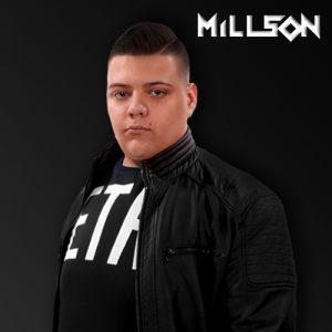 Millson Techno Titan Live Set 14-08-2018