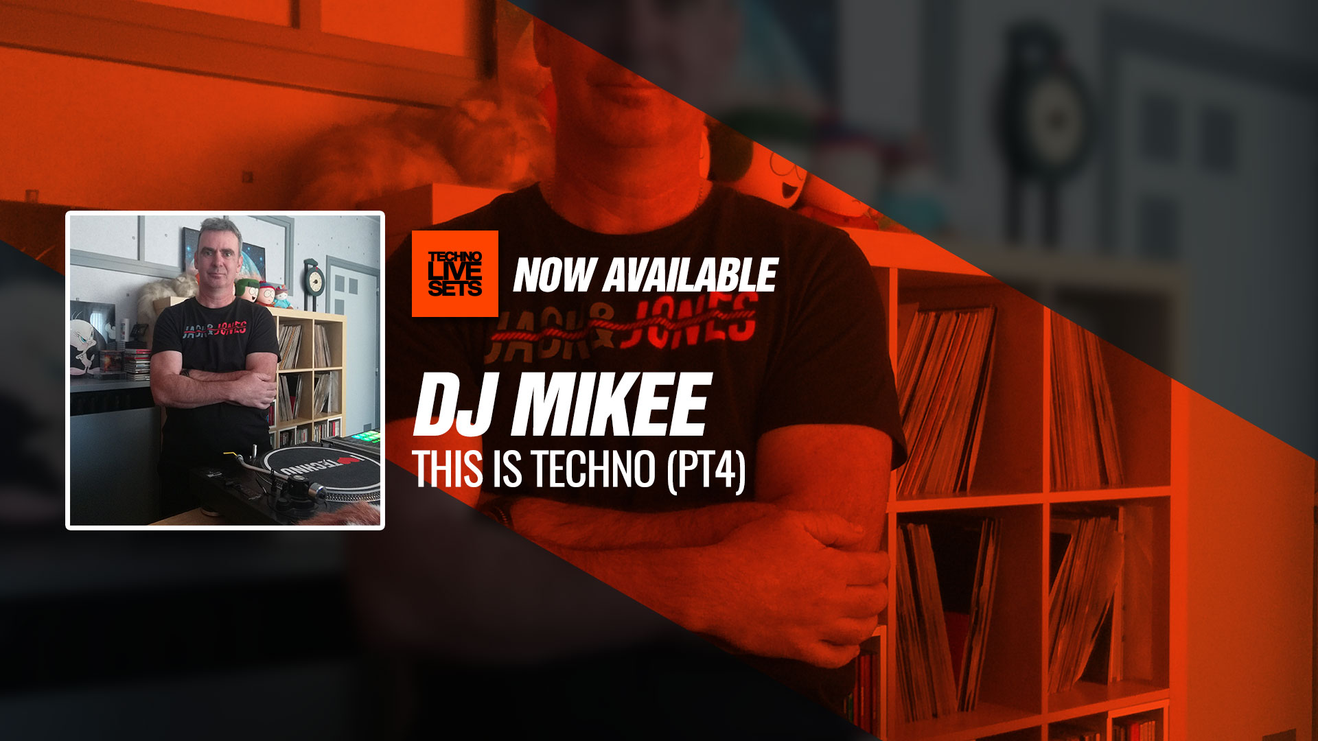 Dj Mikee 2019 This Is Techno (pt4) 27-12-2018