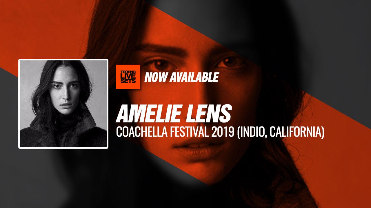 Amelie Lens 2019 Coachella Festival 2019 (Indio