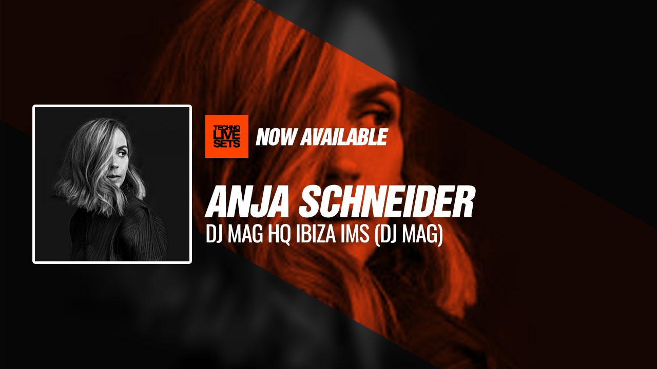 Anja Schneider 2019 DJ Mag HQ Ibiza IMS (DJ Mag) 22-05-2019