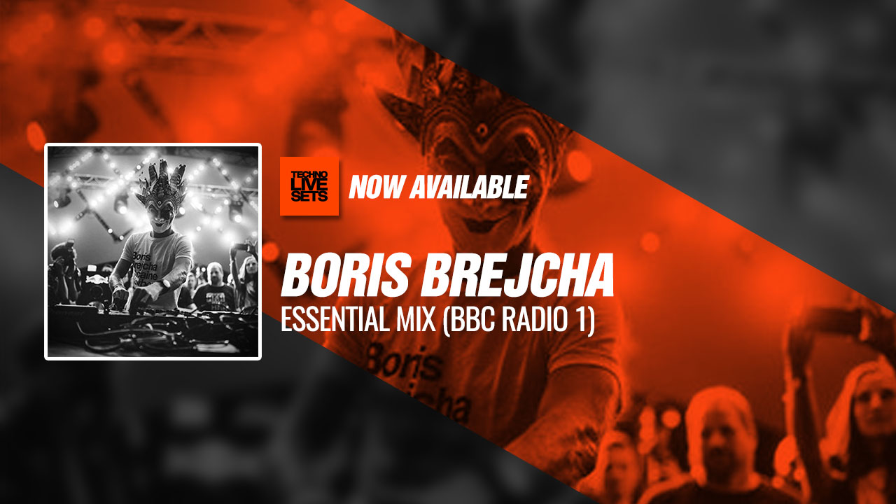 Boris Brejcha 2019 Essential Mix (BBC Radio 1) 25-05-2019