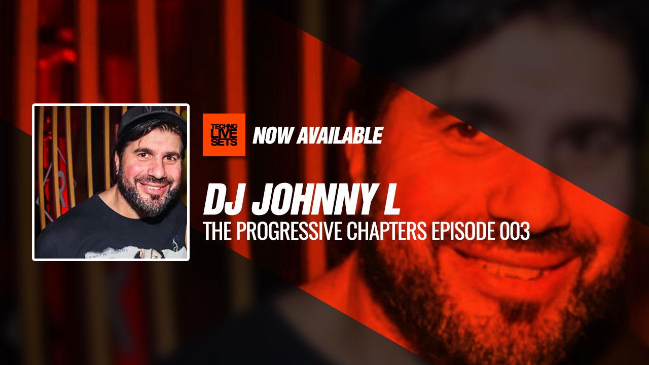 Dj Johnny L 2019 The Progressive Chapters Episode 003 09