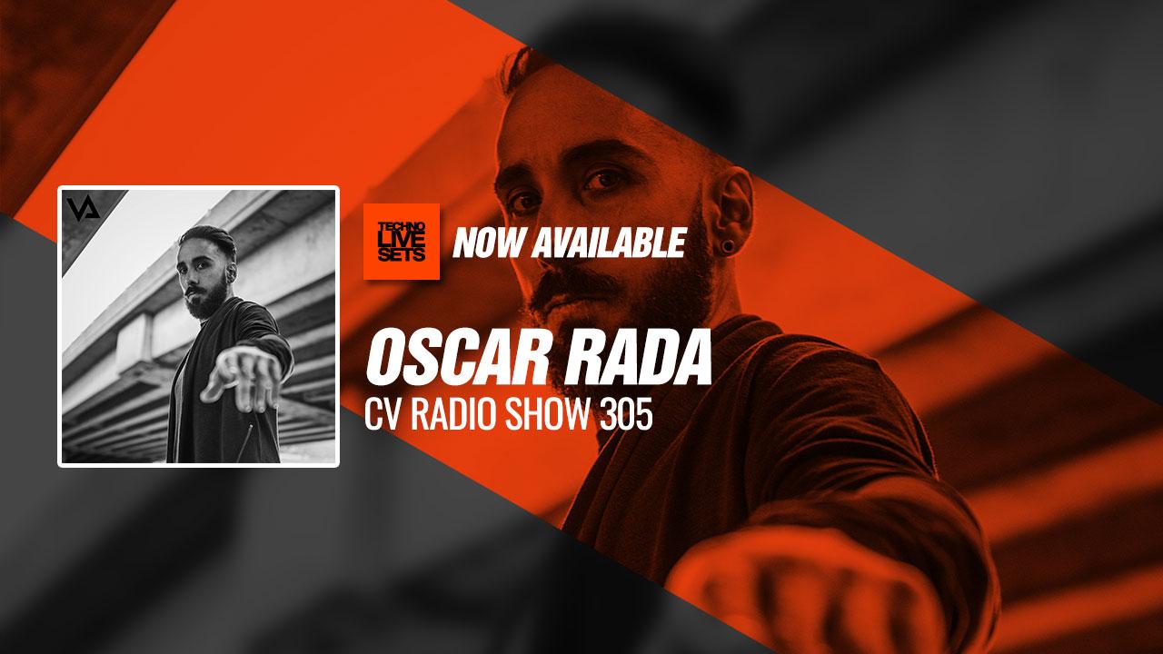Oscar Rada 2019 CV Radio Show 305 11-05-2019