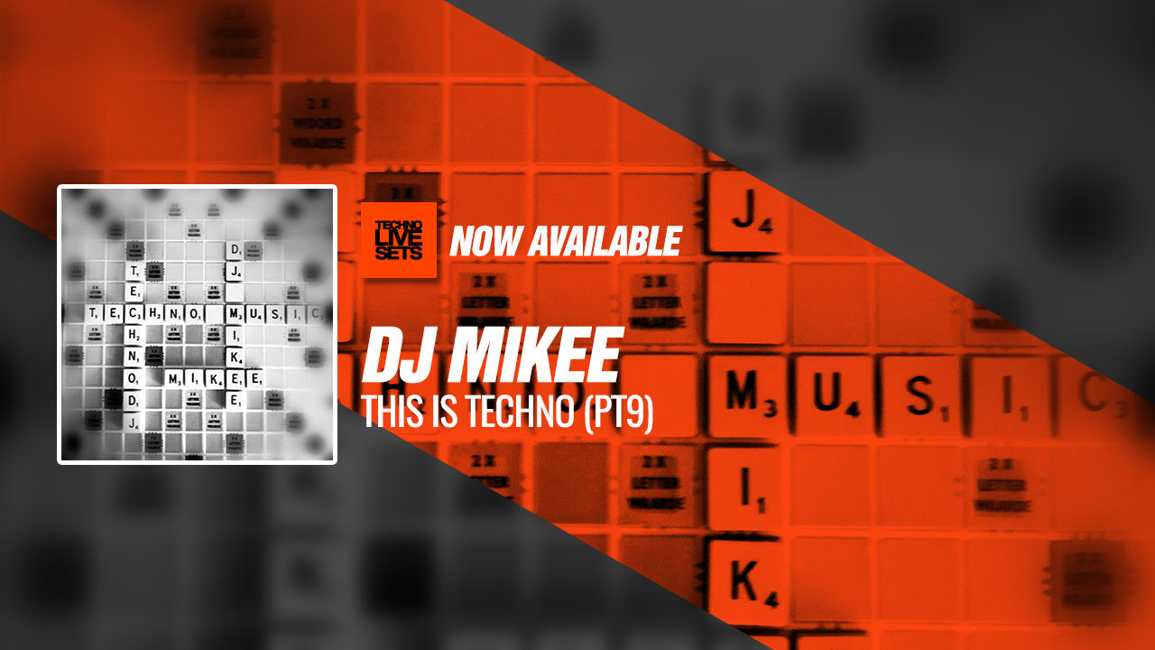 Dj Mikee 2019 This Is Techno (pt9) 29-05-2019