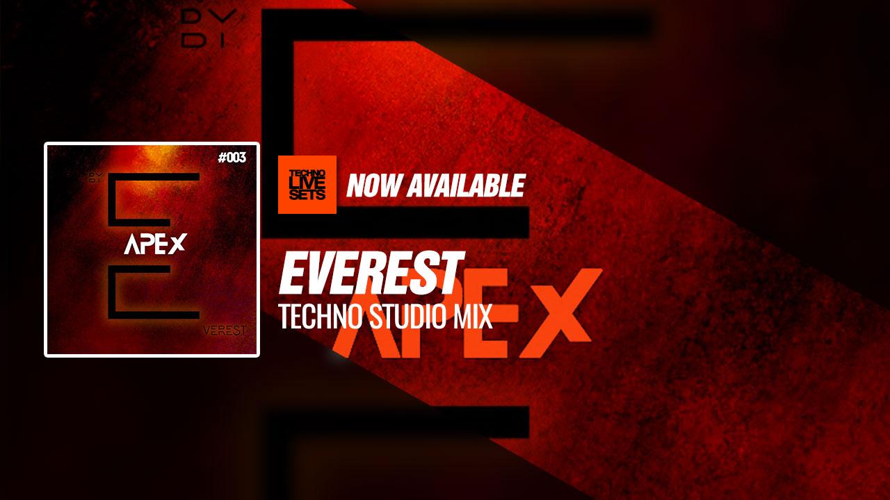 EVEREST 2019 Techno Studio Mix 15-05-2019