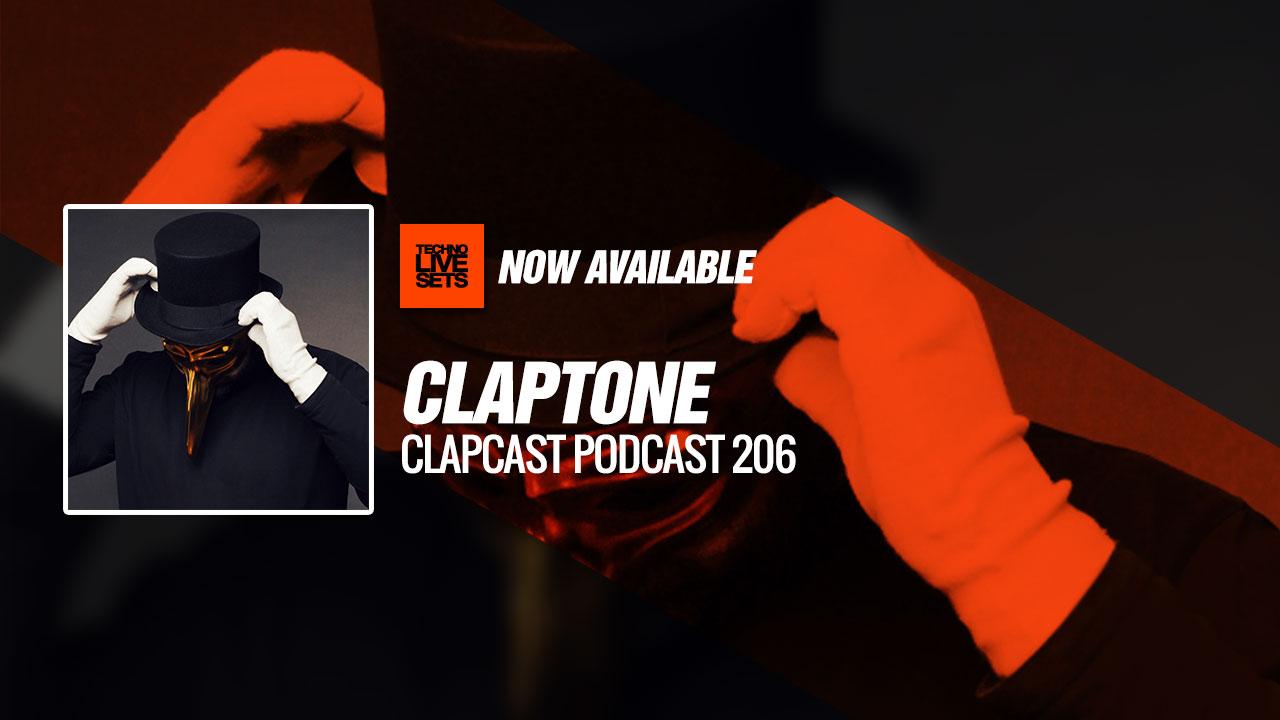 Claptone 2019 Clapcast Podcast 206 11-07-2019